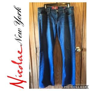 Lucky Brand jeans Sweet N Low bootcut size 12/31